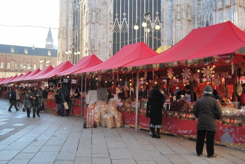 christmas in milan